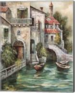 Venetian Motif II Fine-Art Print