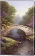 Springtime Bridge Fine-Art Print