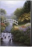 Springtime Park Fine-Art Print