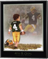 4th and Goal Fine-Art Print
