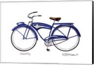 Blue Chantilly Fine-Art Print
