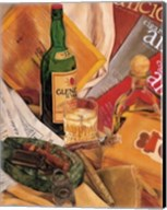 Jennifer's Scotch Indulgences I Fine-Art Print