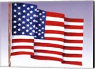 American Flag (H) Fine-Art Print