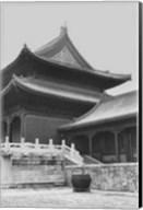 Palace Rooftops, Beijing Fine-Art Print