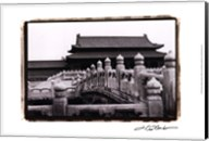 Palace Bridge, Beijing Fine-Art Print