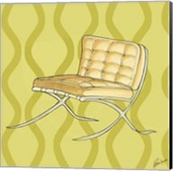 Modern Chair I Fine-Art Print