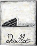 French Cozy Slipper Fine-Art Print