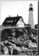 Portland Headlight I Giclee