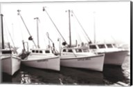 Work Boats Giclee
