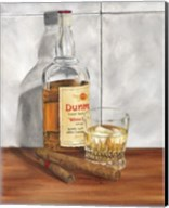 Scotch on the Rocks II Giclee