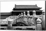 Palace Bridge, Beijing Giclee