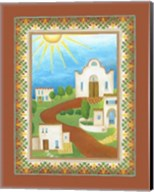Beautiful Day in Mexico Giclee