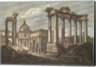 The Roman Forum Fine-Art Print