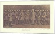 Robert E. Lee and his Generals Fine-Art Print