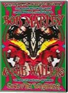 Bob Marley & Stevie Wonder Fine-Art Print