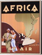 Africa by Air Fine-Art Print