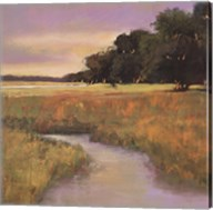 Placid Marsh Fine-Art Print