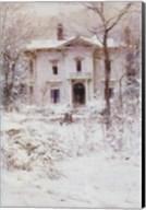 Victorian Winter, 1987 Fine-Art Print