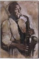 Jazz III Fine-Art Print