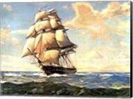 USS Constitution Fine-Art Print