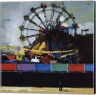 Boardwalk Colors Fine-Art Print