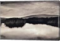 Pond and Montezuma Hills, Sacramento-San Joaquin River Delta, 2000 Fine-Art Print