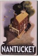 Nantucket Wall Poster