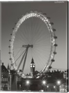 Ferris Wheel, London Fine-Art Print
