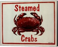 Steamed Crabs Fine-Art Print