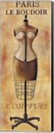 Le Boudoir Fine-Art Print