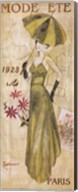 La Mode 1923 Fine-Art Print