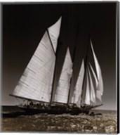 Sailing at Cowes II Fine-Art Print