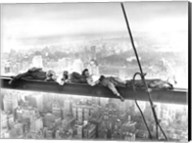Sleeping Above Manhattan Fine-Art Print