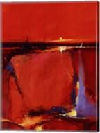 Red Horizon Fine-Art Print