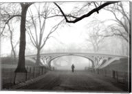 Gothic Bridge, Cental Park, NYC Fine-Art Print
