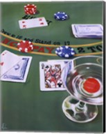 Blackjack Fine-Art Print