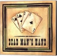 Dead Man's Hand Fine-Art Print