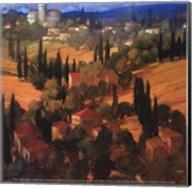 Tuscan Castle Fine-Art Print