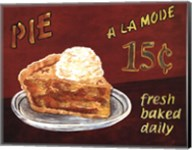 Pie A La Mode Fine-Art Print