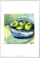 Bowl of Fruit II Fine-Art Print