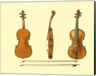 Antique Violins II Fine-Art Print