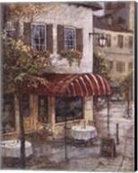 Coffee House Ambience Fine-Art Print