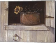 Sunflower and Copper Fine-Art Print
