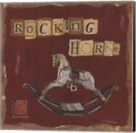 Rocking Horse Fine-Art Print