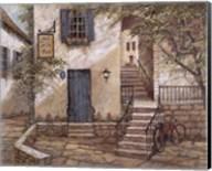 Hotel de la Place Fine-Art Print