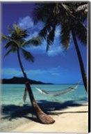 Peaceful Beaches Wall Poster