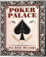 Poker Palace Fine-Art Print