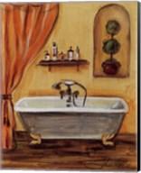 Tuscan Bath I Fine-Art Print