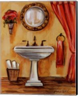 Tuscan Bath IV Fine-Art Print