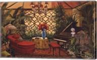 Conservatory I Fine-Art Print